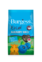 Burgess Excel Blueberry Bakes 80 gr