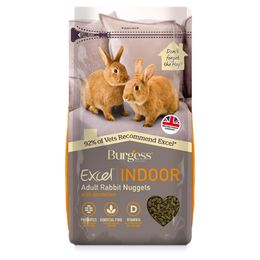 Burgess Excel Indoor Rabbit 1,5 kg