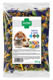 Nutrin Nature Teeth & Hair 50 gr