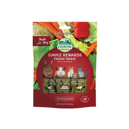 Oxbow Veggie Treats 60 gr