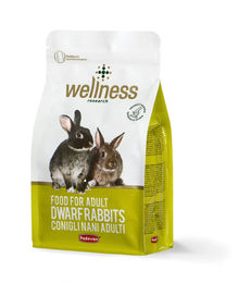 Wellness Adult Dwarf Rabbits 1kg