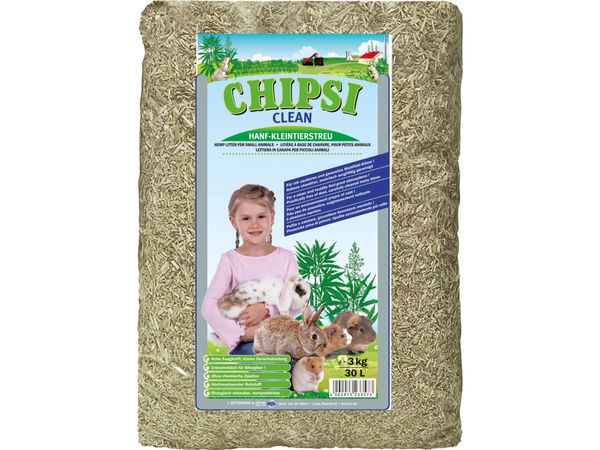 Chipsi Clean hamppukuivike 30 l