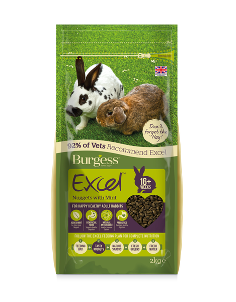 Excel Rabbit Adult 2 kg