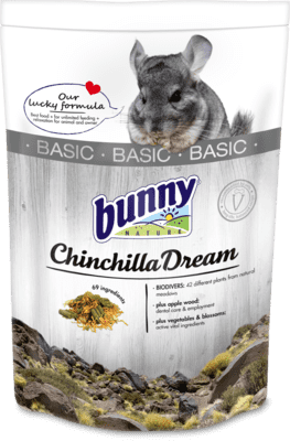Bunny ChinchillaDream Basic