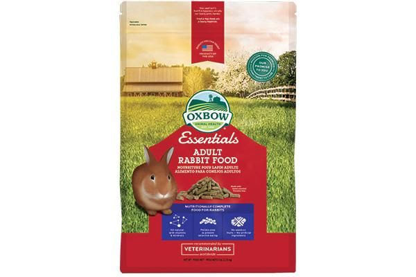 Oxbow Essential Adult Rabbit Food - Uutuus!
