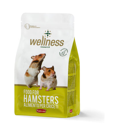 Wellness Hamsters 1 kg